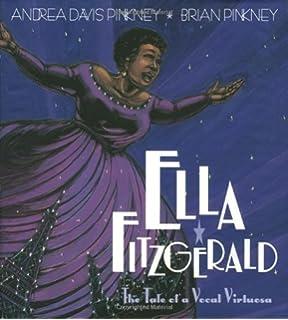 03ef9af16196db Ella Fitzgerald (Up Close (Viking)) by Tanya Lee Stone (2007-01-10 ...