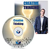 Creative Thinking Self Hypnosis CD - Unleash Your Creativity - Improve Your Imagination - Creative Success Hypnotherapy CD