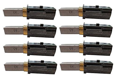 - Skyoo 8-Pack Vacuum Motor Carbon Brush for Ametek Lamb 2311480, 333261, 33326-1