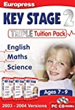 KS2 Tuition English Maths Science 7-9