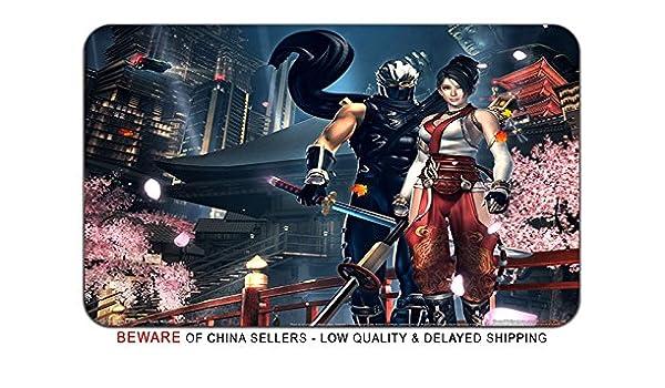 Amazon.com : Ninja Gaiden Video Game Stylish Playmat ...