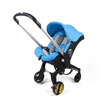 Amazon.com: Cochecito multifunción para bebé, carrito de ...