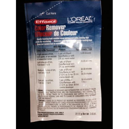 Discount Effasol Color Remover 7/8oz.