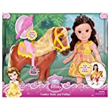 Disney Toddler Princess Belle and Horse