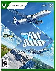 Microsoft Flight Simulator 2020 for Xbox Series X|S - Standard Xbox Series X/S (Disk) Edition
