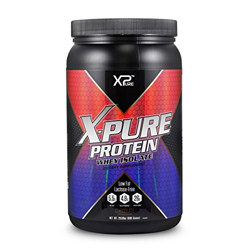 X-PURE WHEY Protein Isolate Chocolate 840GM