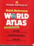 Quick Reference World Atlas, Rand McNally Staff, 0528834223