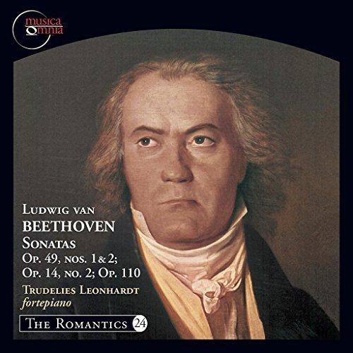 Price comparison product image Beethoven: Piano Sonatas by Musica Omnia