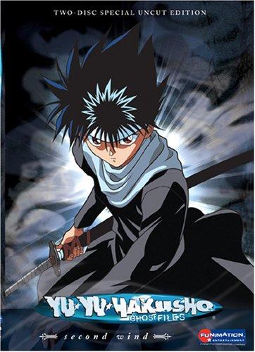 Yu Yu Hakusho, Second Wind, eps. 15-28 by Funimation Prod