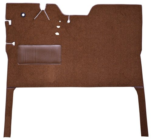 1947-1954 Chevrolet Truck Reg Cab Front with Side Extensions Loop Carpet ()