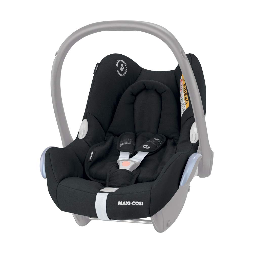 Replacement Cover Set for Maxi-Cosi CabrioFix, Sparkling Grey