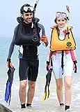 Inflatable Snorkel Vest | Scuba Diving Vest