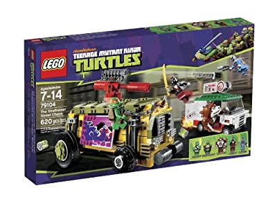 LEGO Teenage Mutant Ninja Turtles The Shellraiser Street Chase (79104) from LEGO