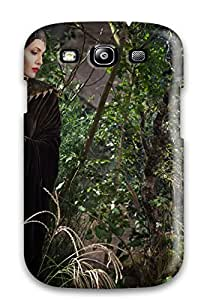Annie T Crawford YOOlXPZ1879vmDxf Case Cover Galaxy S3 Protective Case Maleficent Scene