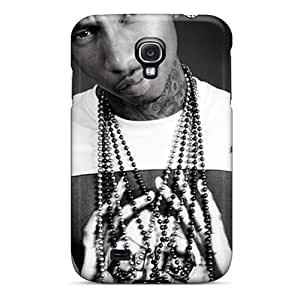 High Quality Shock Absorbing Case For Galaxy S4-tyga