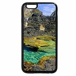 iPhone 6S / iPhone 6 Case (Black) tide pool in pernambuco brazil