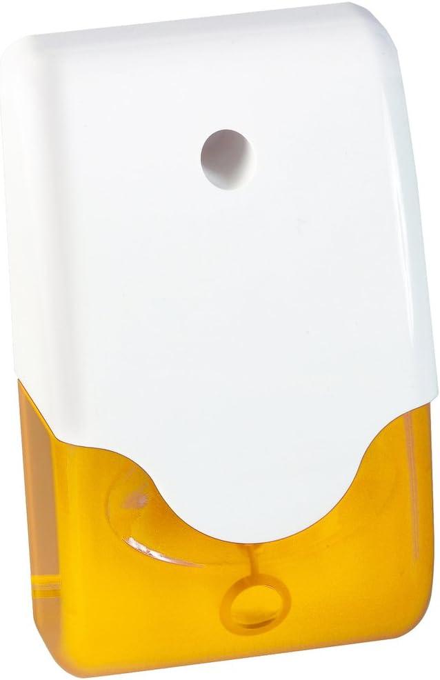 gelb Seccen Sirene und Blinklicht