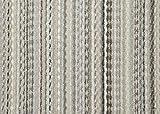Garland Rug Carnival Stripe 2 Ft. x 8 Ft. Random