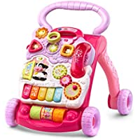 VTech Sit-to-Stand Learning Walker - Pink