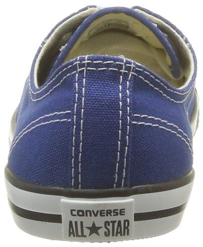 Converse As Dainty Ox 202280-52-52 - Zapatillas de tela unisex Azul (Bleu (Bleu Fonce))