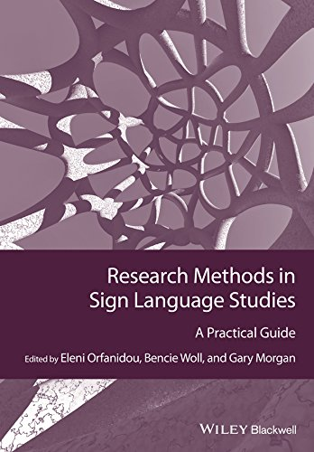 Download Research Methods in Sign Language Studies: A Practical Guide (GMLZ – Guides to Research Methods in Language and Linguistics) Pdf