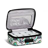 Vera Bradley Iconic Travel Pill Case in Paisley Stripes