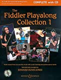 img - for FIDDLER PLAYALONG COLLECTION VOLUME 1 VIOLIN AND PIANO BK/CD book / textbook / text book