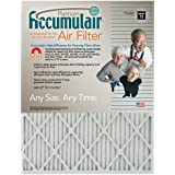 10x24x1 (Actual Size) Accumulair Platinum Filter MERV 11 4-Pack