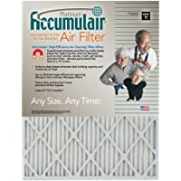 29-3/8x35-3/4x2 (Actual Size) Accumulair Platinum Geothermal Bryant & Carrier Filter MERV 11 4-Pack