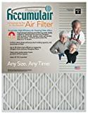 29-3/8x35-3/4x2 (Actual Size) Accumulair Platinum Geothermal Bryant & Carrier Filter MERV 11 4-Pack