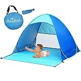 Best Sun Shades - MonoBeach Portable Baby Beach Tent Pop up Sun Review