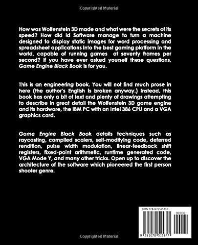 Game Engine Black Book Wolfenstein 3D: v2 1: Amazon co uk: Fabien