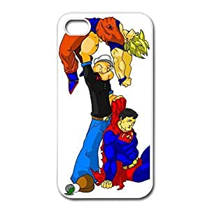 Popeye Sailor Perfect-Fit Case Cover For IPhone 4/4s - Style Case