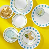Corelle Service for 6, Chip Resistant, South