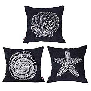 516XJmU0pFL._SS300_ 100+ Coastal Throw Pillows & Beach Throw Pillows