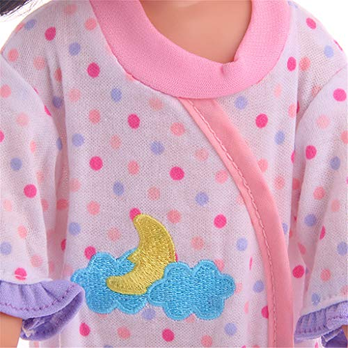 Wenini Doll Clothes for 14 Inch Dolls Girl's Toy