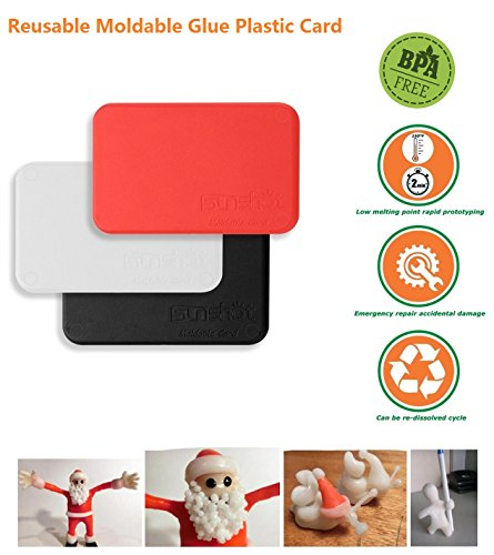 Reusable Moldable Plastic Durable Portable product image