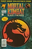 Mortal Kombat Blood & Thunder #1