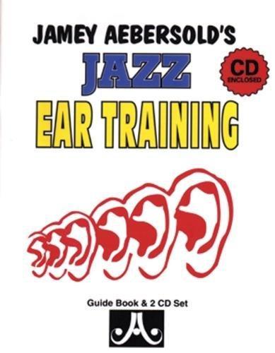 Jamey Aebersold's Jazz Ear Training (Book & 2-CD Set)