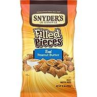 Snyder's of Hanover Pretzels, Peanut Butter Filled, 10 Ounce
