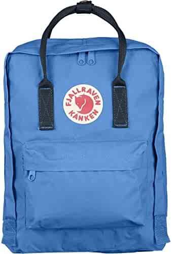Fjallraven Kanken Backpack (UN Blue-Navy)