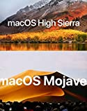 Macintosh OS X Installer - Mojave (Mac OS X.14) & HIGH Sierra (Mac OS X.13) Dual Bootable USB Flash Drive