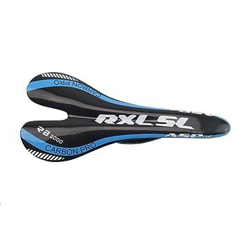 RXL SL Sillin Carbono Sillin Bicicleta Superligero Montura de ...