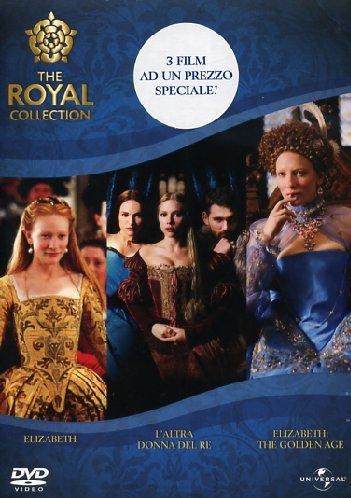 Elizabeth / L'Altra Donna Del Re / Elizabeth - The Golden Age (3 Dvd)
