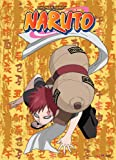 Great Eastern Entertainment Naruto Gaara Kneel Down Wall Scroll, 33 by 44-Inch