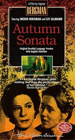 Autumn Sonata [VHS]
