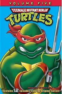 Teenage Mutant Ninja Turtles   Original Series (Volume 5)