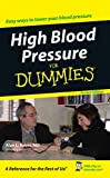 high blood pressure for dummies - High Blood Pressure for Dummies Pocket Edition