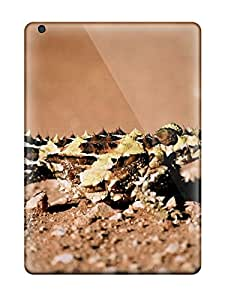 Ipad Air Case, Premium Protective Case With Awesome Look - Thorny Devil