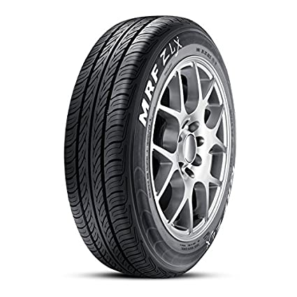 Mrf Zlx 165 65 R14 79h Tubeless Car Tyre Amazon In Car Motorbike